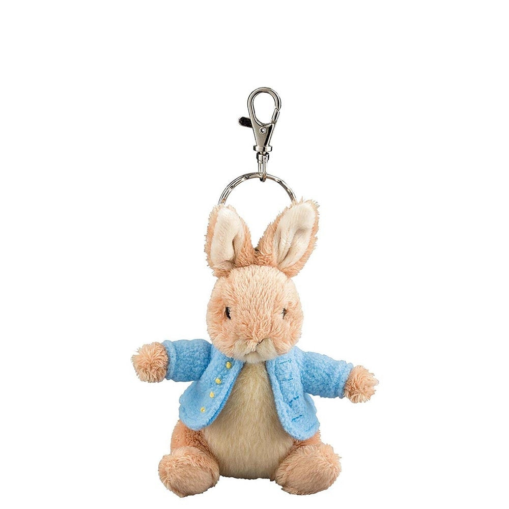 beatrix potter Peter Rabbit Keyring 3884