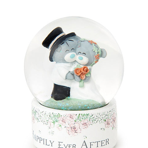 Me To You Snow Globe - Happy Ever After 11159