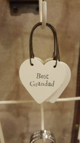 Little Heart - Best Grandad 6166