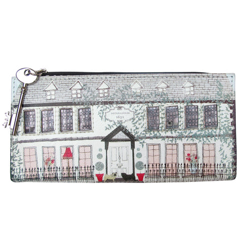 Disaster Home Wisteria Wallet 4752