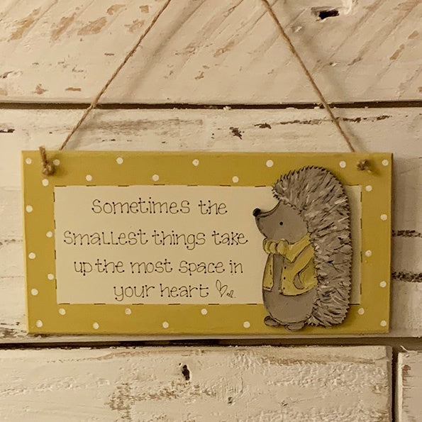 Personalised Animal Range - Long Plaque 8645
