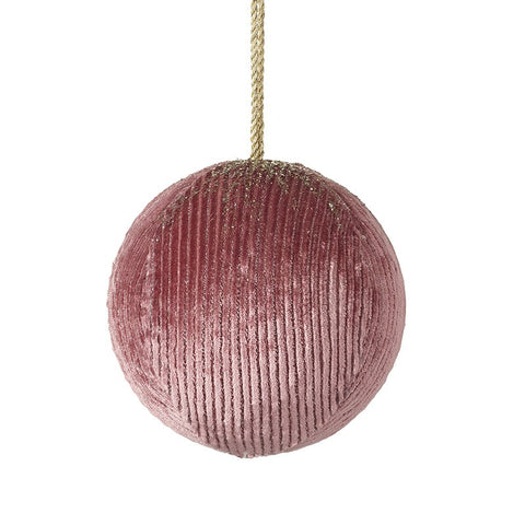 Cord Fabric Ball Hanger 9183