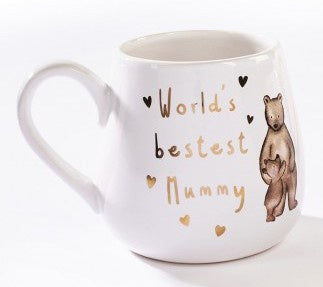 Mummy Mug - World's Bestest Mummy 7433