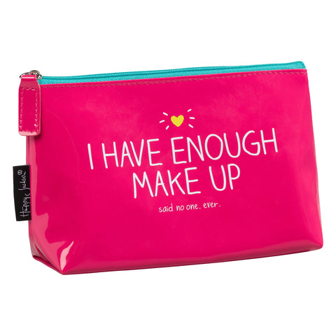 Happy Jackson Make Up Bag - Enough Make Up 6353