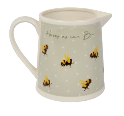 Happy Bee Milk Jug 10028