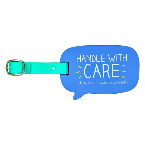 Luggage Tag - Handle With Care 7398