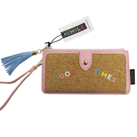 Disaster Smile Purse - Good Times 7837