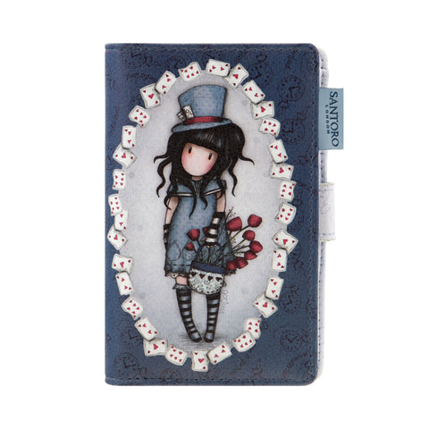 Gorjuss Small Wallet - The Hatter 8083