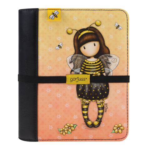 Gorjuss Travel Journal - Bee-Loved 8485