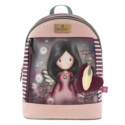 Gorjuss Little Wings - Large Rucksack 9645