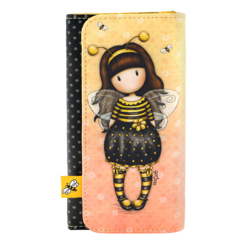 Gorjuss Long Wallet - Bee-Loved 8486