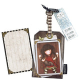 Ruby Luggage Tag 628