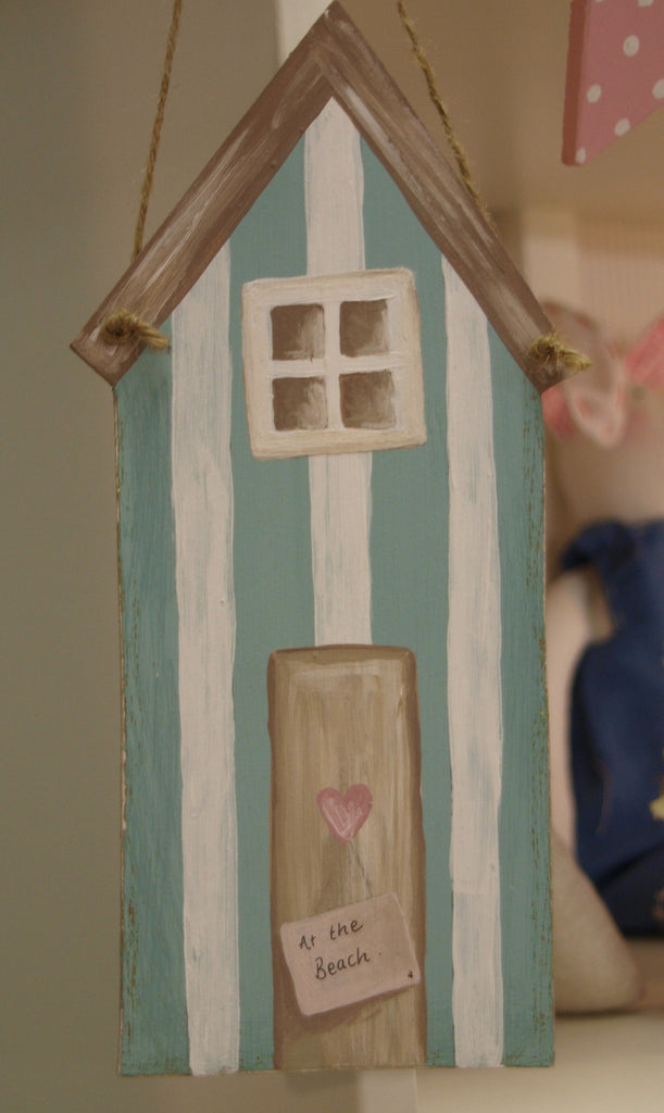Beach House Handmade Plaque 5265