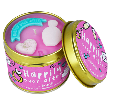 Candle Tin - Happily Ever After 9754