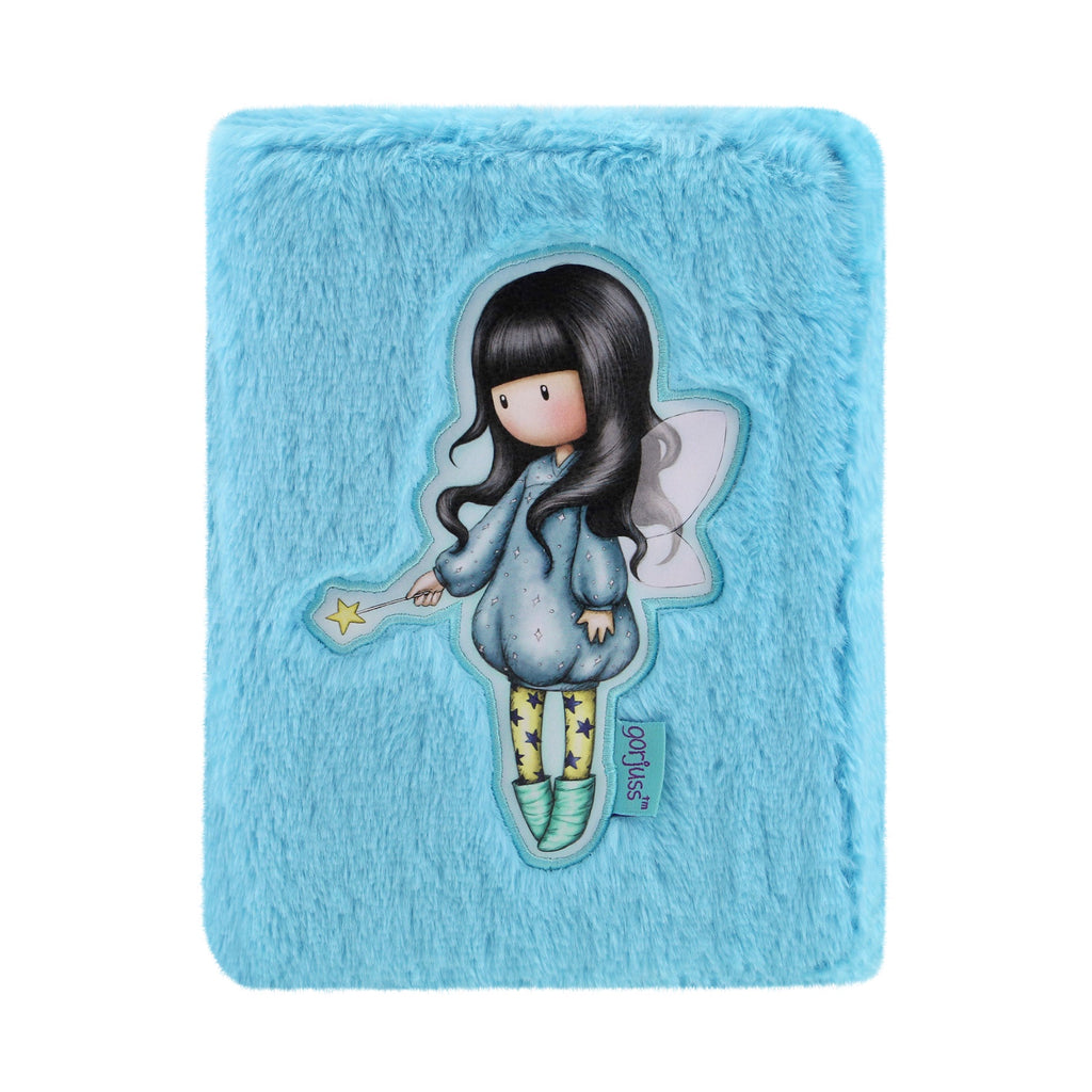 Gorjuss Furry Notebook - Bubble Fairy 9020
