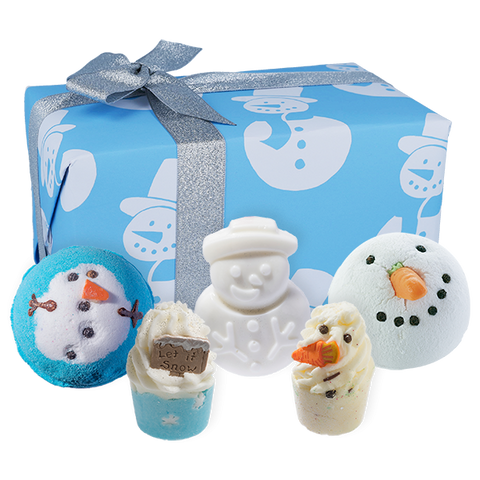 Bomb Cosmetics Gift Set - Mr Frosty 10749