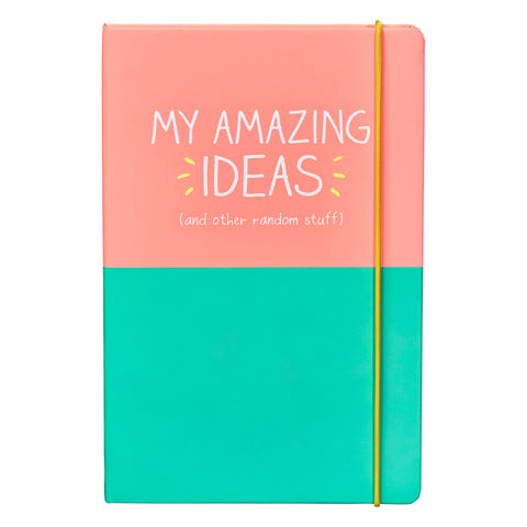 Notebook - My Amazing Ideas 7404