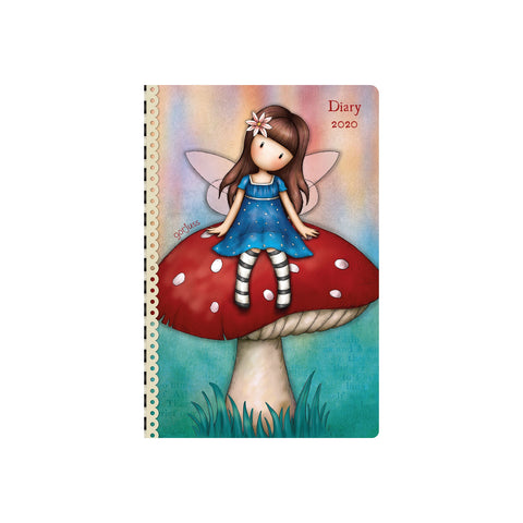 Gorjuss Pocket Diary - Larkspur 9025