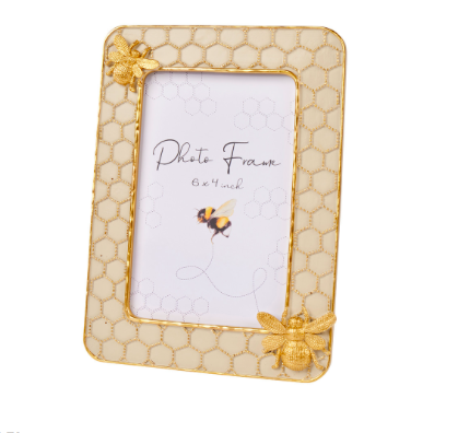 Gold Bee Photo Frame 10029
