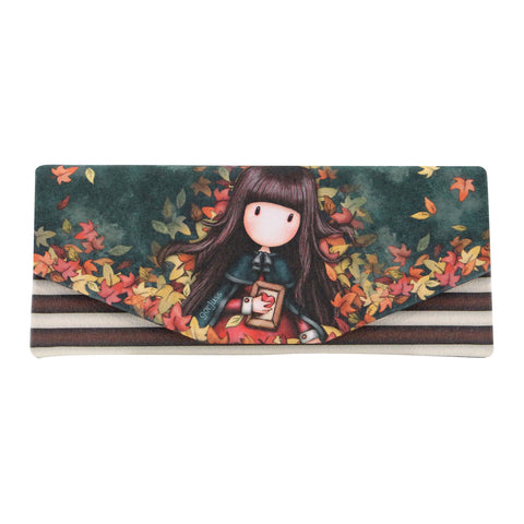 Gorjuss Autumn Leaves - Collapsible Glasses Case 9663