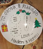 Personalised Christmas Santa Parcel 8228