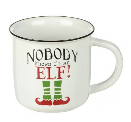 Christmas Mug - I'm an Elf 8244