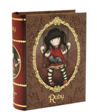 Set of 2 Gorjuss Chronicles Book Boxes 1169
