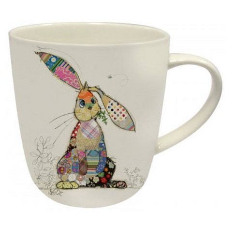Bug Art Mug in a Gift Box - Binky Bunny 8238