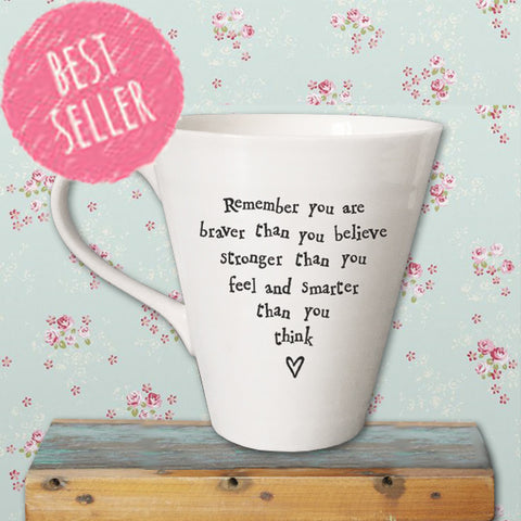 Porcelain Mug - Remember 1103