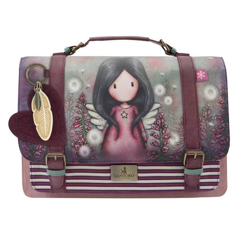 Gorjuss Little Wings - Large Satchel 10478