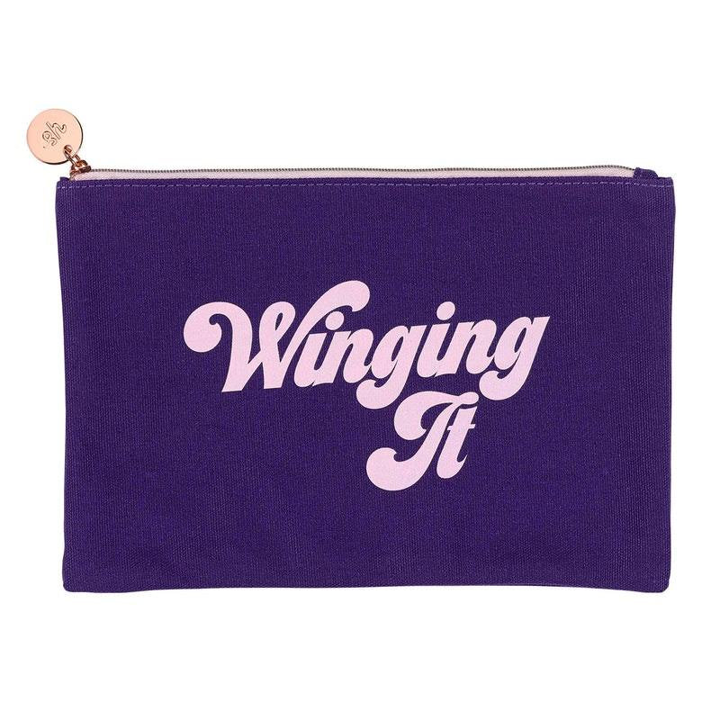 Yes Studio - Make Up Pouch Winging It 7814