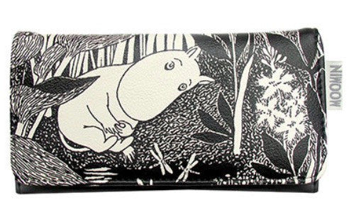 Disaster Moomin Midnight Wallet 4757