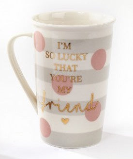 Rosy Glow Mug - My Friend 7448