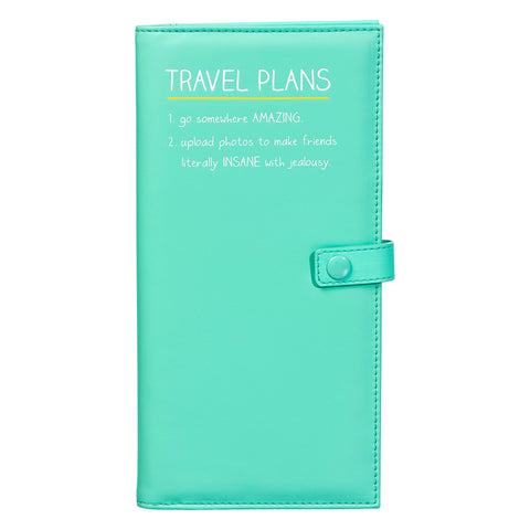 Travel Document Holder  - Travel Plans 7394