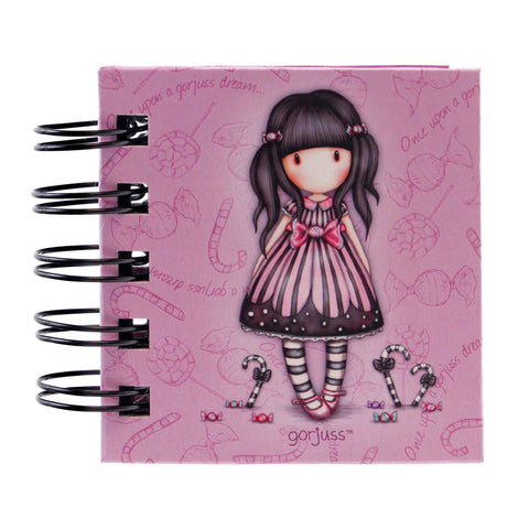 Gorjuss Sticky Notes Book - Sugar & Spice 7511