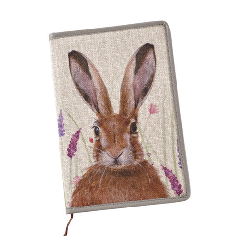 Lavender Hare Notebook 9701