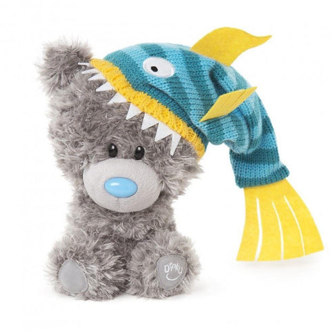 Tatty Teddy My Dinky Bear - Fish Hat 7545