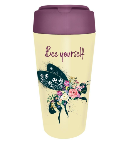 Bioloco Plant Deluxe Cup - Bee Yourself 11141