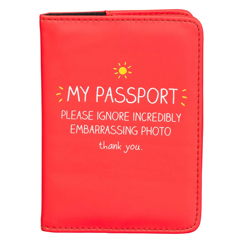 Passport Holder - My Passport 7400