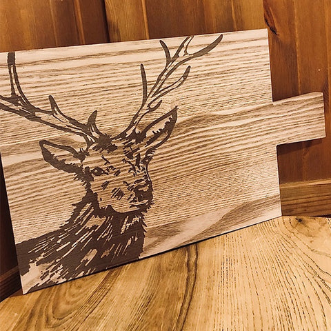 Stag Serving Board 10808