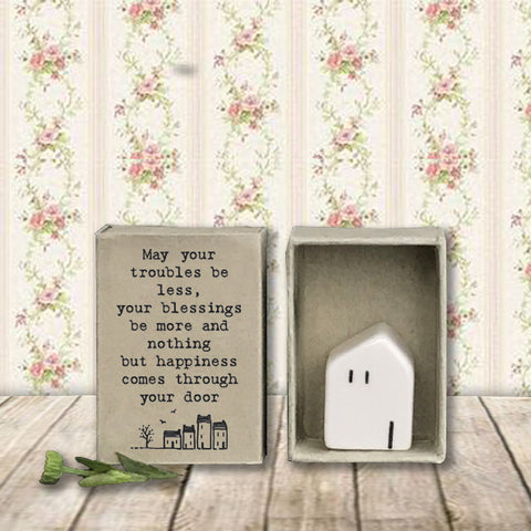 Matchbox House - May Your Troubles 10213