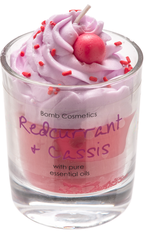Candle Piped - Redcurrant & Cassis 5661