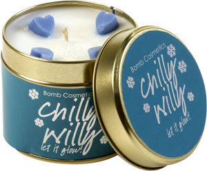 Candle Tin- Chilly Willy 6852