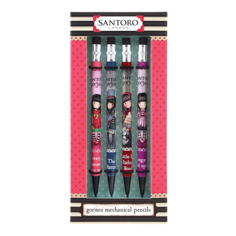 Gorjuss Mechanical Pencil Set 8093