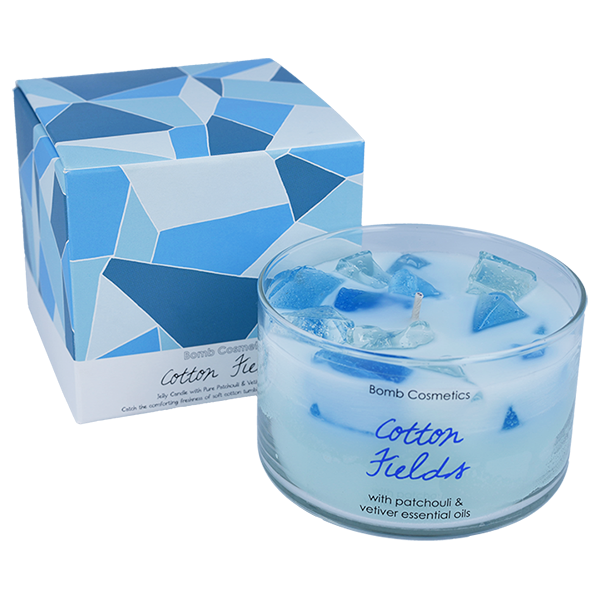 Jelly Candle - Cotton Fields 8207