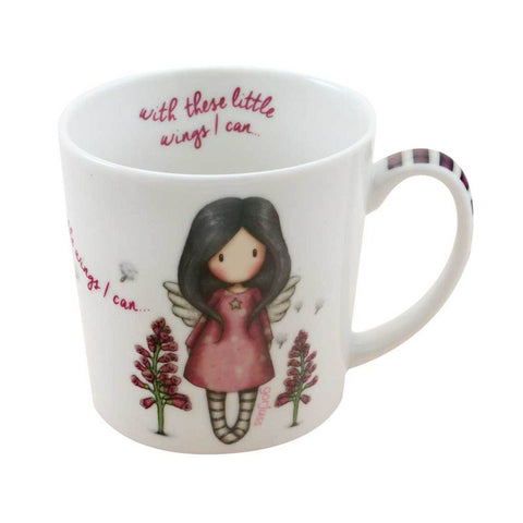 Gorjuss Little Wings - Lg Mug in Box 10494