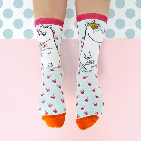 Moomin Sock - Bouquet 11307