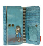 Gorjuss Long Wallet - Hush Little Bunny 590