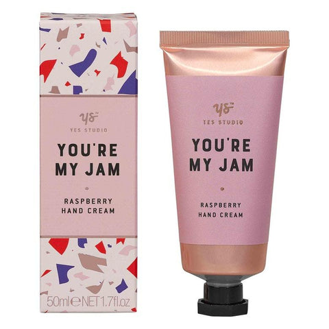 Yes Studio - Hand Cream Raspberry 7821