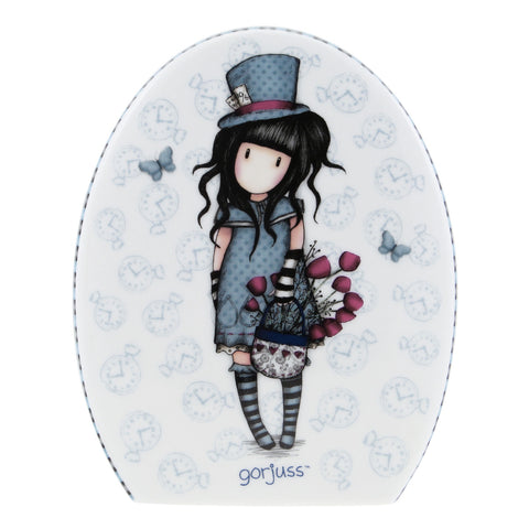 Gorjuss Cermaic Money Box - The Hatter 8467